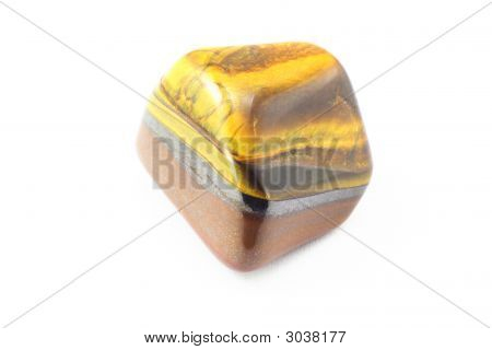 Tiger'S Eye Birth Stone.