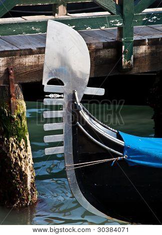 Prow Of Gondola