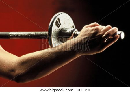 Levantamiento de pesas