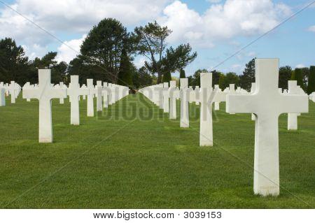 Sepulcros de Normandía