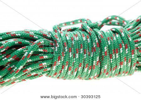 Green Nylon Rope