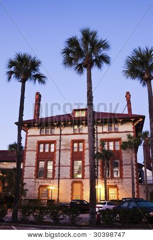 St. Augustine Historic Architecture