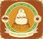 pic of groundhog day  - Groundhog day - JPG