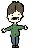 picture of moaning  - moaning boy cartoon - JPG