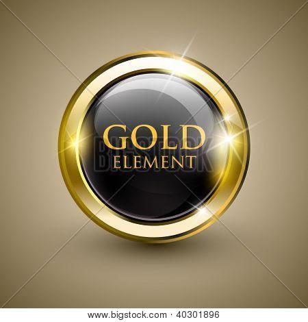 Gold Element_