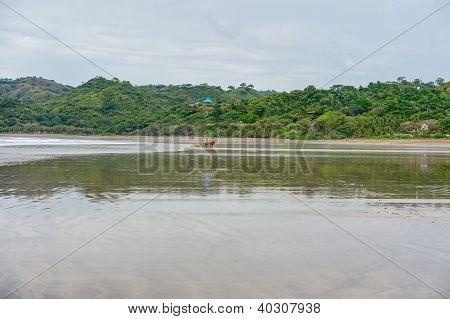 Playa Venao (beach In Panama On Pacific Side)