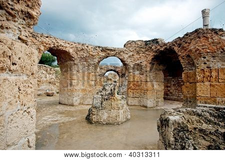 Antonine Baths Carthage