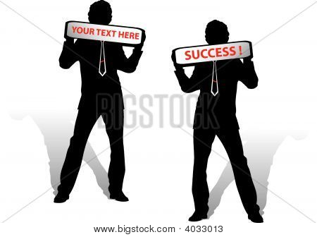 Success Businessman