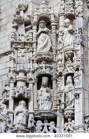 Mosteiro dos Jeronimos (Jeronimos Monastery) Lisbon