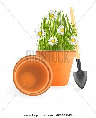 Jardinagem da Primavera