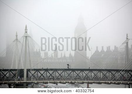 Niebla Inglés
