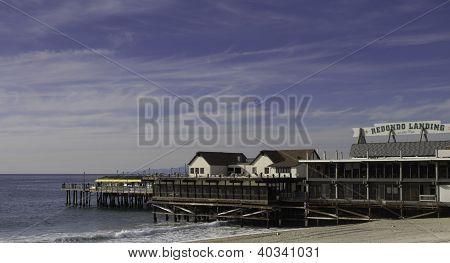 Redondo Beach Pier/redondo Landing