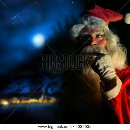 Nostalgic Santa