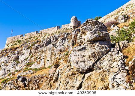 Below Fortezza fortress