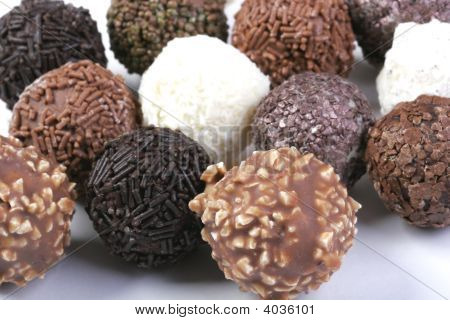 Group Of Truffles