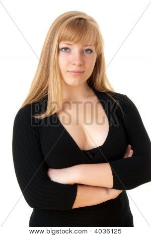 Sexy Young Woman