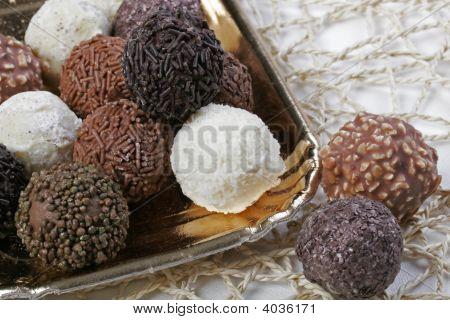 Tray Of Truffles