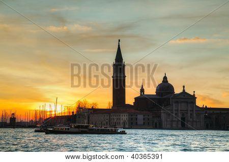 Basilica Di San Giogio Maggioro