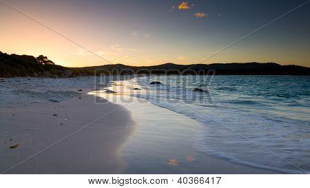Dusk Binalong Bay