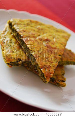 Chickpeas Cake