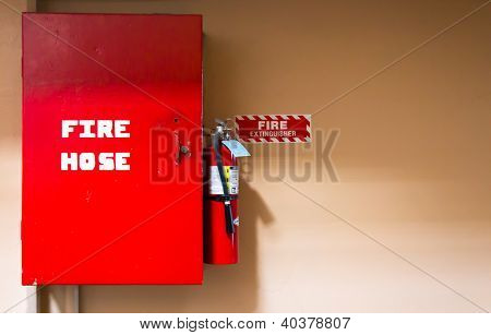 Fire Hose Safety Equipment