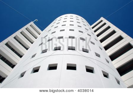Modern Parking Structure