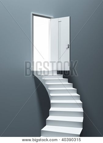 Ladder to the Heaven Door