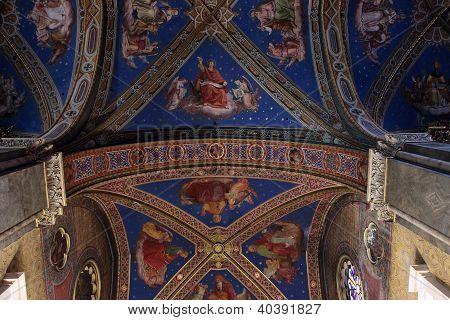 Saint Mary Above Minerva Interior