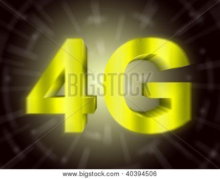 4G Symbol