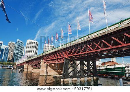 Sydney Pyrmont Bridge