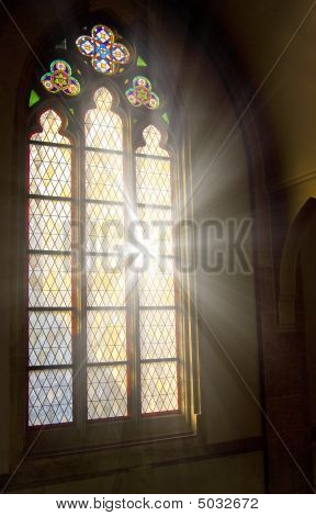 Church Stained-glass Window