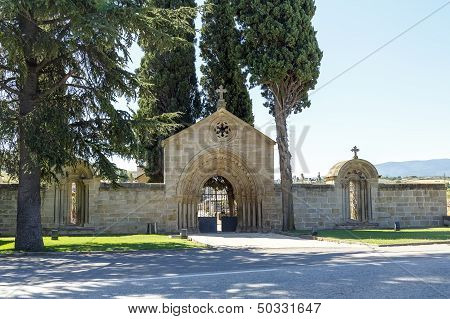 The Monastery Of San Juan De Acre, Navarrete