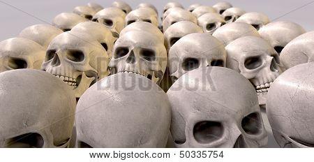 Massacre Of Skulls