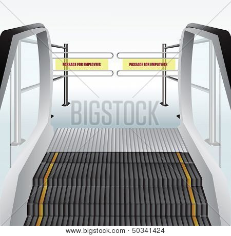 Escalator And Tourniquet
