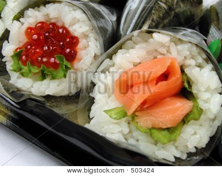 Hand-roll Sushi