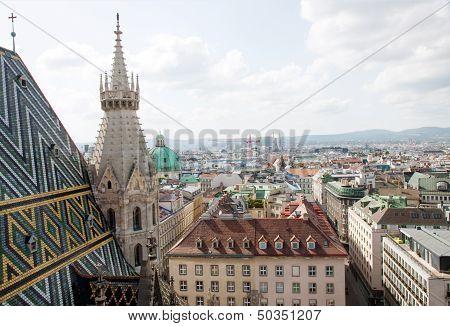 Wien, Aerial View