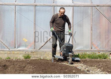 Garden Cultivator