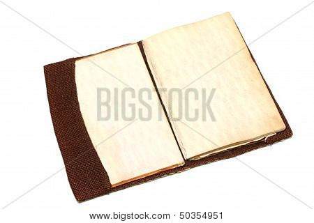 Old Agenda Or Diary