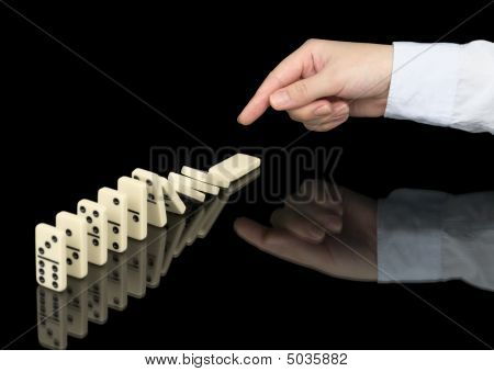 Domino Effect In Operation