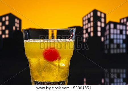 Skrew Driver Cocktail