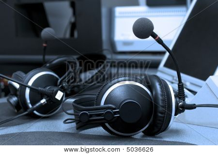 Radio Headphones