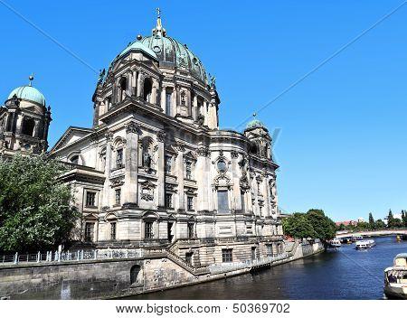 Berliner Dom , Germany