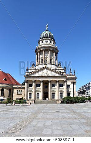 Franzosischer Dom, Berlin