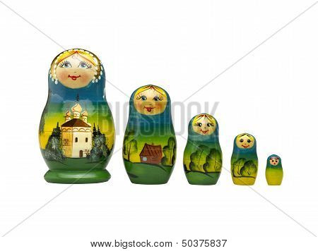 Russian Doll - Matreshka
