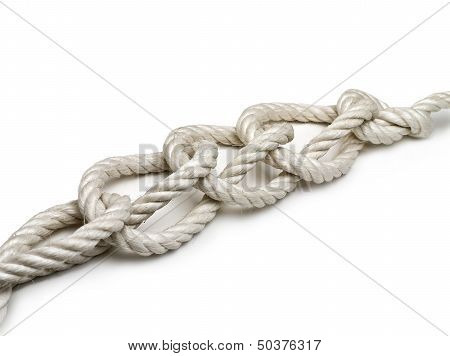 The Knot In A Rope.