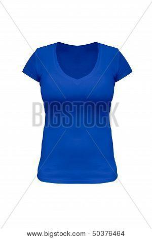Cobalt Blue T-shirt
