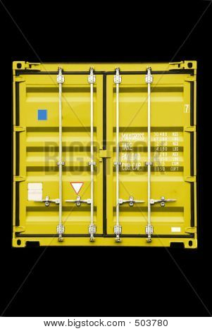 Container Yellow