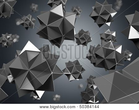 black nano particles