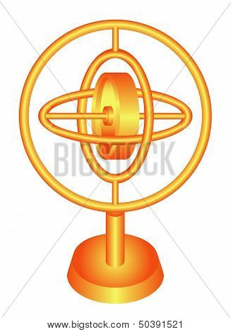 Golden Gyroscope