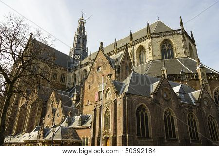 St Bavo Church Or